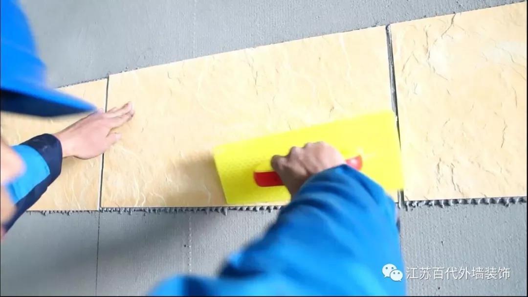 柔性石材如何施工上墙?